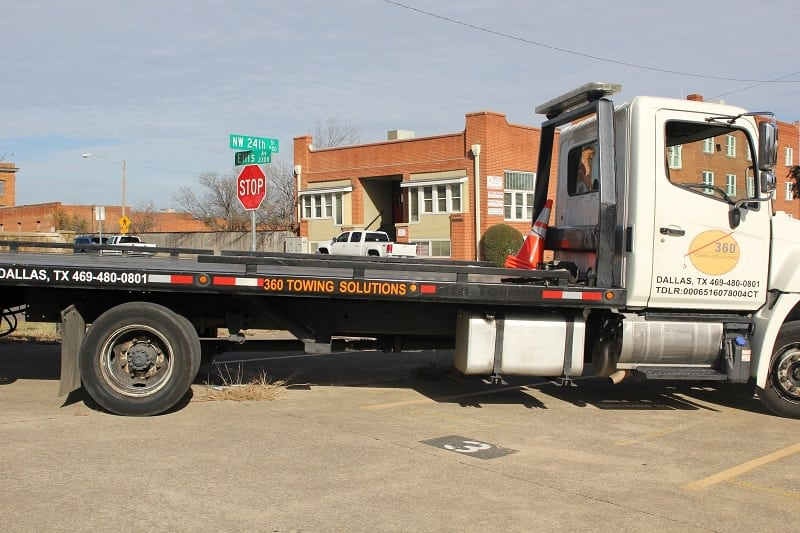 towing fort worth