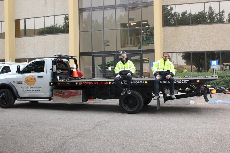 360 Towing Solutions Dallas TX