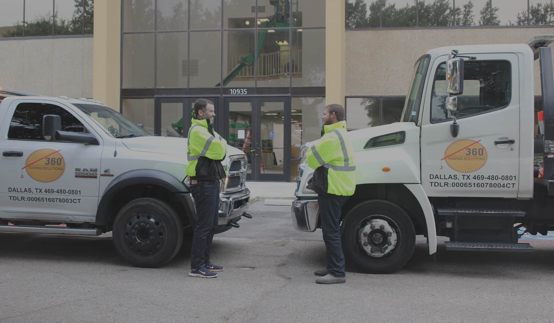 360 Towing Solutions Company All Over Texas