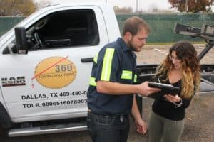 360 Towing Solutions - Car Lockout