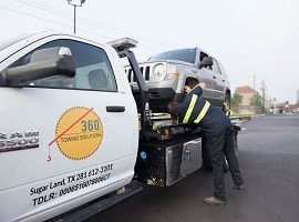 360 Towing Solutions Sugar Land Office