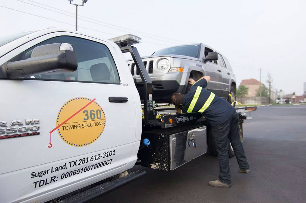 Towing Sugar Land
