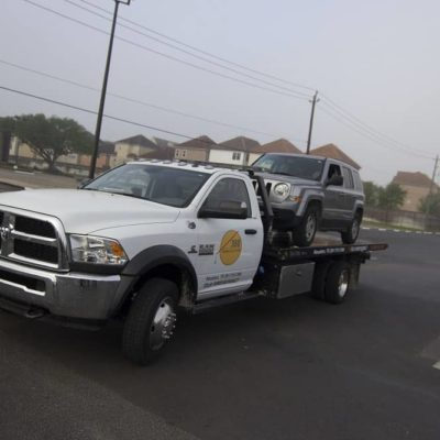 Mobile Towing Services by 360 Towing Solutions