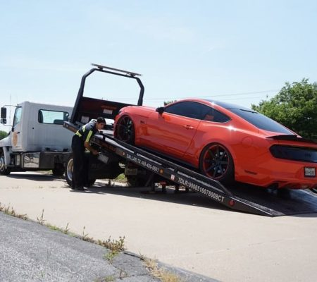 Recovery Services By 360 Towing Solutions