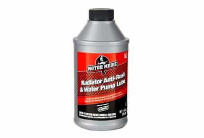 MOTOR MEDIC C1012-12PK Radiator Anti-Rust & Water Pump Lube – 11 oz, (Case of 12)
