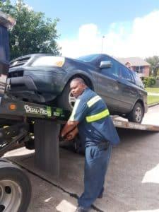 Emergency Medium Duty Towing