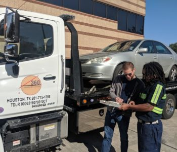 Why Choose 360 Towing Solutions' Light Duty Towing