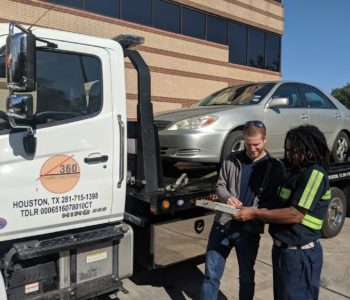 360 Towing Solutions: Light Duty Towing Texas