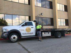 Accident Recovery Towing Texas