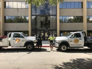 Our towing offices in Dallas