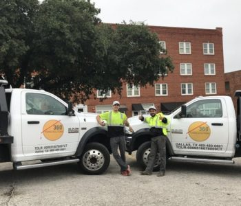 Commercial Towing Services By 360 Towing Solutions in Dallas, TX