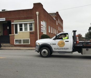 Dallas Commercial Towing Services