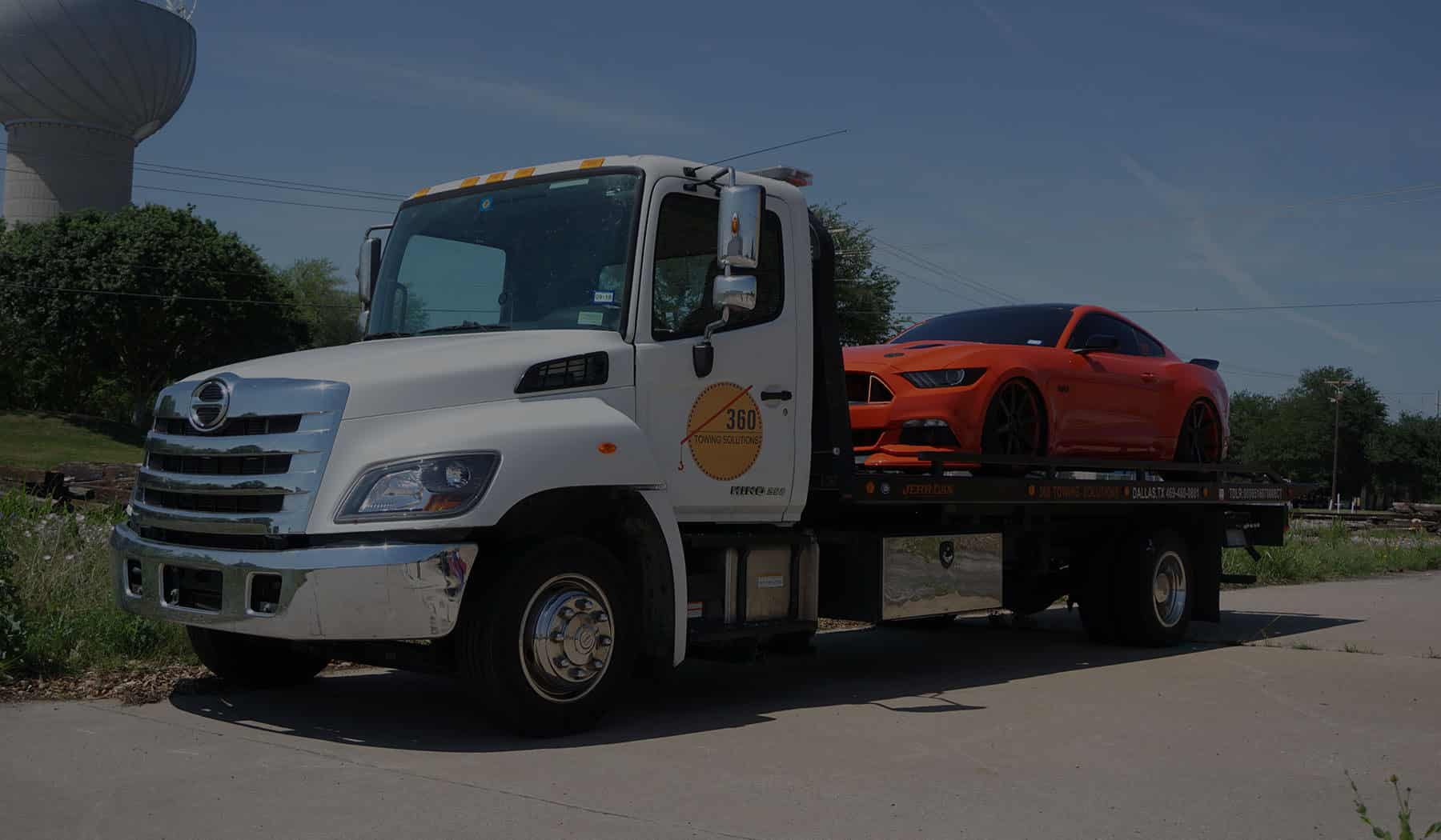 Towing Services All Over Texas