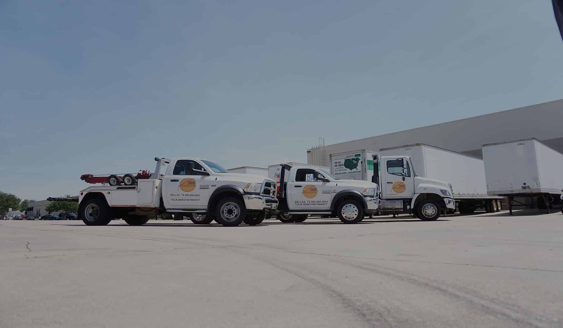 360 Towing Solutions Irving TX