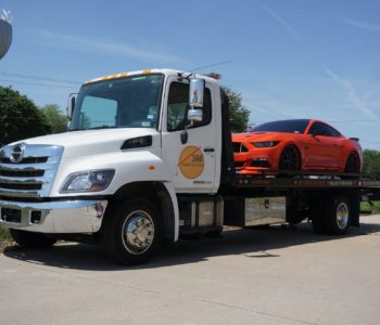 Fast and Reliable Off-Road Vehicle Recovery all over Texas
