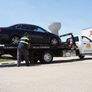 Long Distance Tow Services