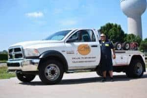 Fuel delivery service