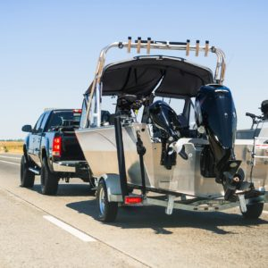 Boat Trailer Towing Service