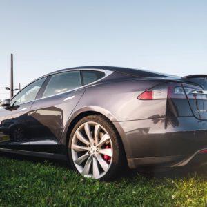 Tesla Trailer Tow Service