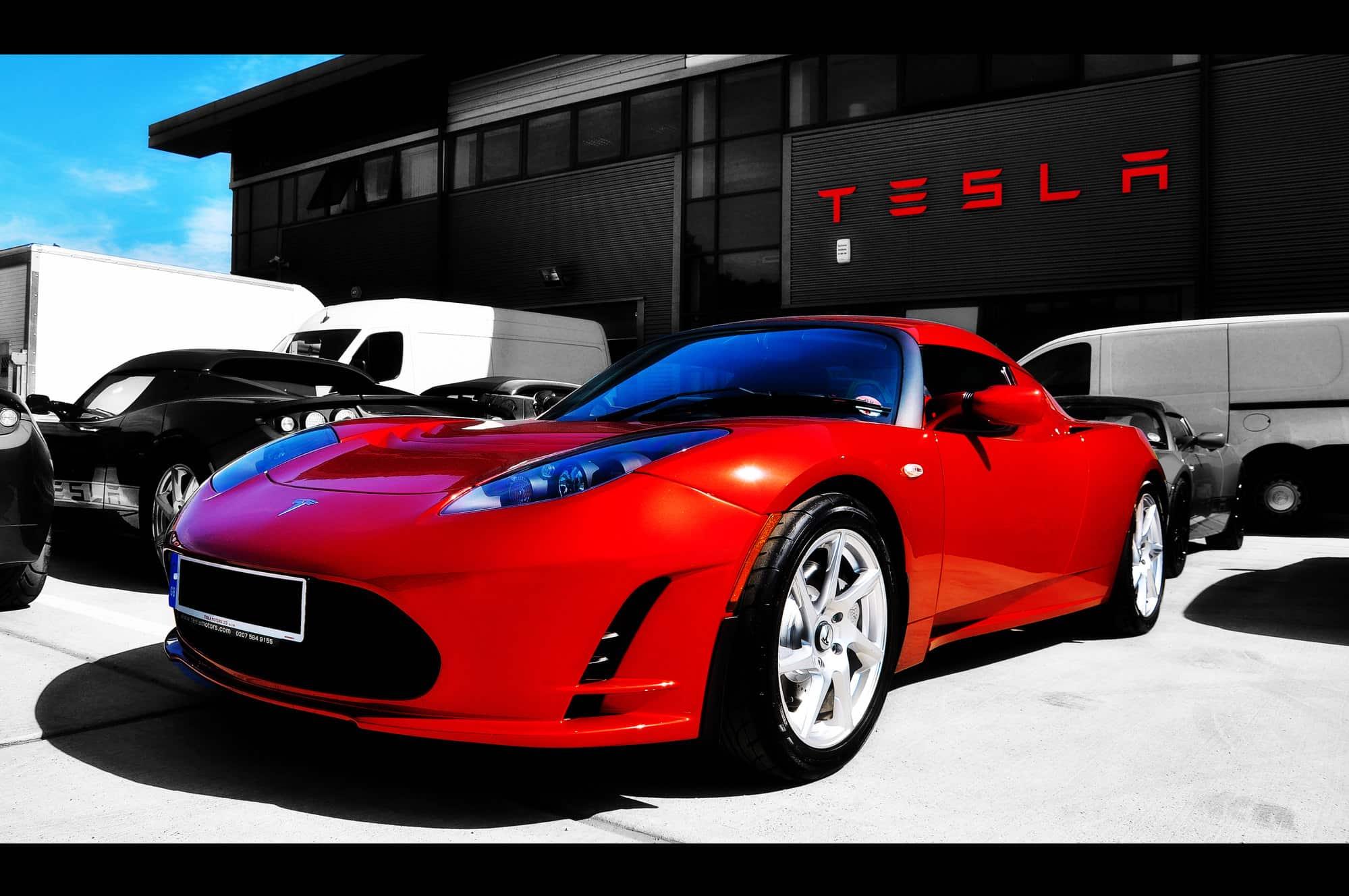 Tesla Trailer Tow