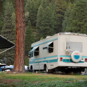 Motor home Tow