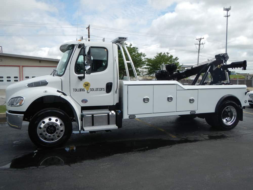 Hino Tow Solutions In Dallas