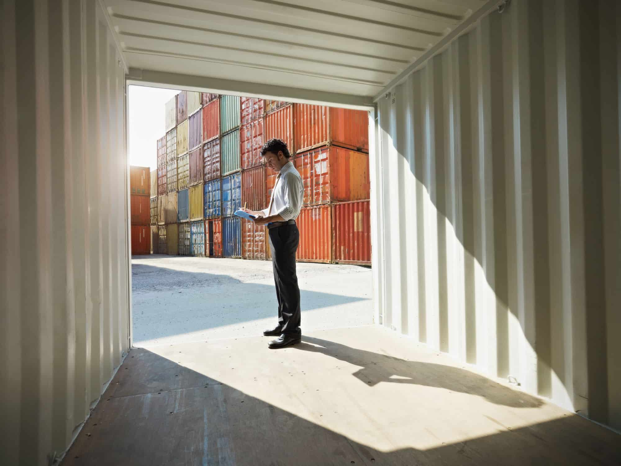 Office Container Tow Service in Dallas