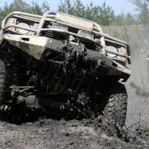 Off Road Vehicle Recovery Dallas Texas