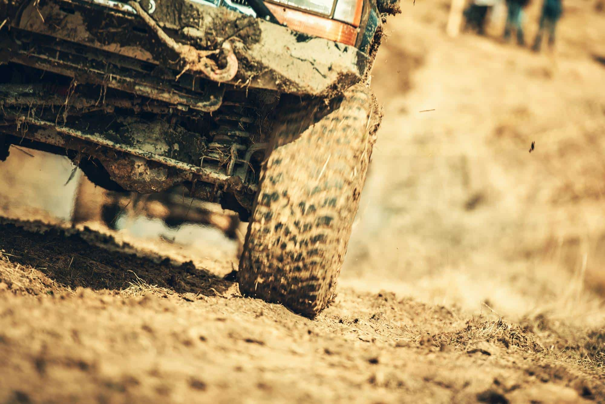 Off Road Vehicle Recovery Dallas TX