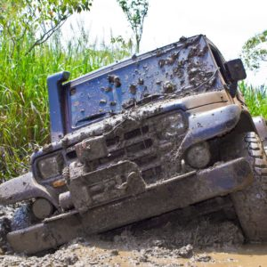 Off Road Vehicle Recovery